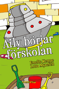 Aily börjar förskolan